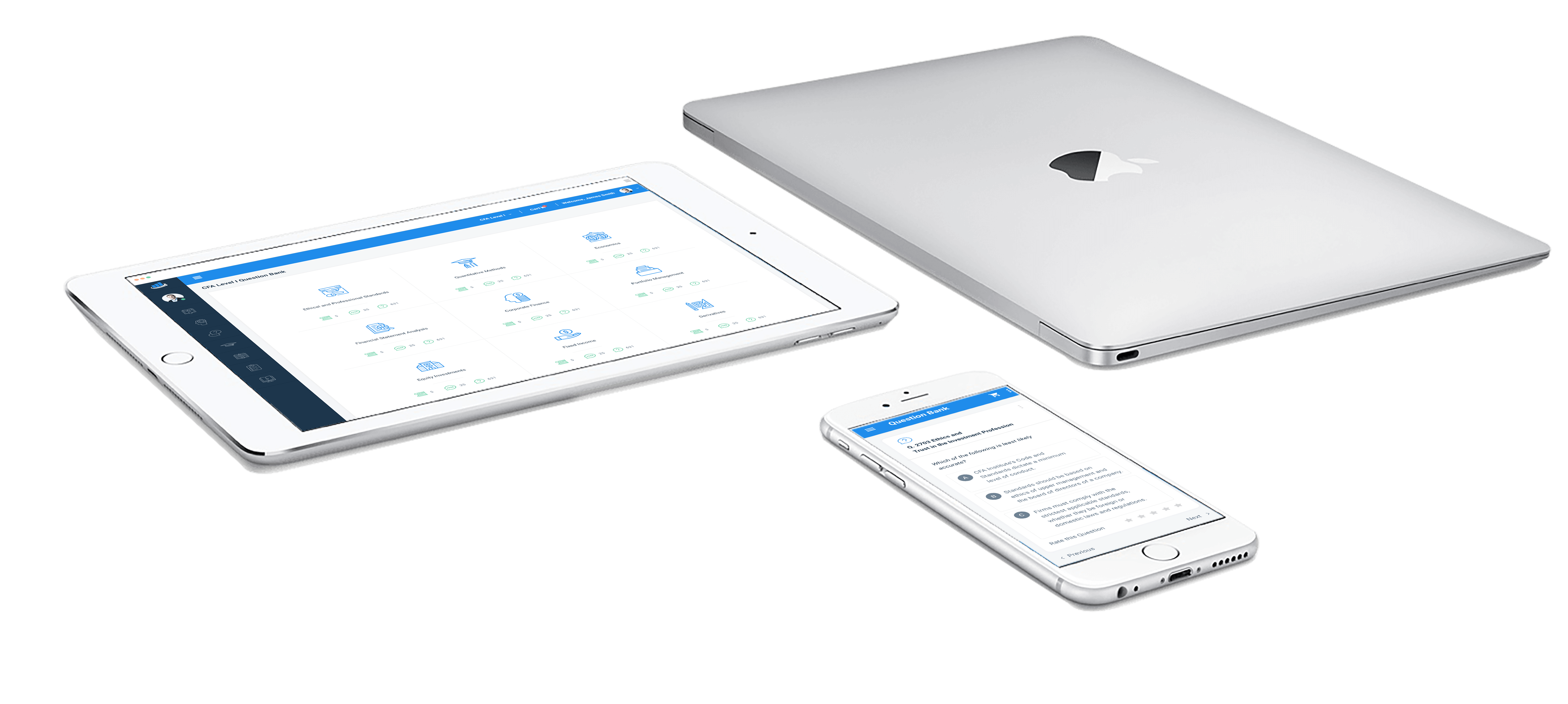 AnalystPrep Platform plus Mobile